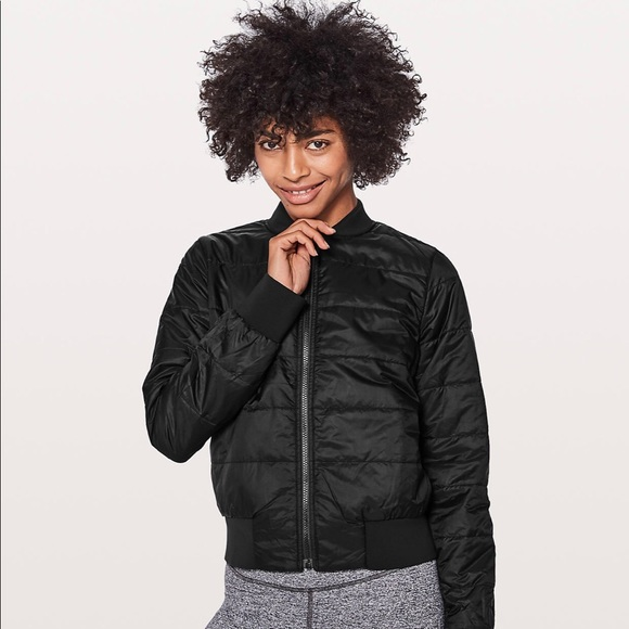 c9c60bd9867 lululemon athletica Jackets & Blazers - Non-Stop Bomber Reversible (online  only)